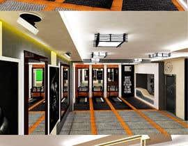 Nro 6 kilpailuun New Fitness Gym Architecture Design käyttäjältä kanishkkk