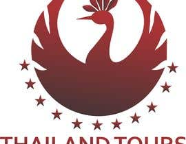 #81 for Thai Tour Website Logo Design af kulvir01