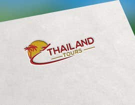 #59 for Thai Tour Website Logo Design af mdparvej19840