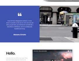 Nro 9 kilpailuun Build me a website innovative. käyttäjältä ganupam021