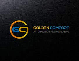 "#3 for I need help designing a logo for my air conditioning business. Currently the logo is my dog. The name of my company being ""Golden Comfort Air conditionjng an Heating"". Contact me if you have any more questions. Thanks. by bhootreturns34"