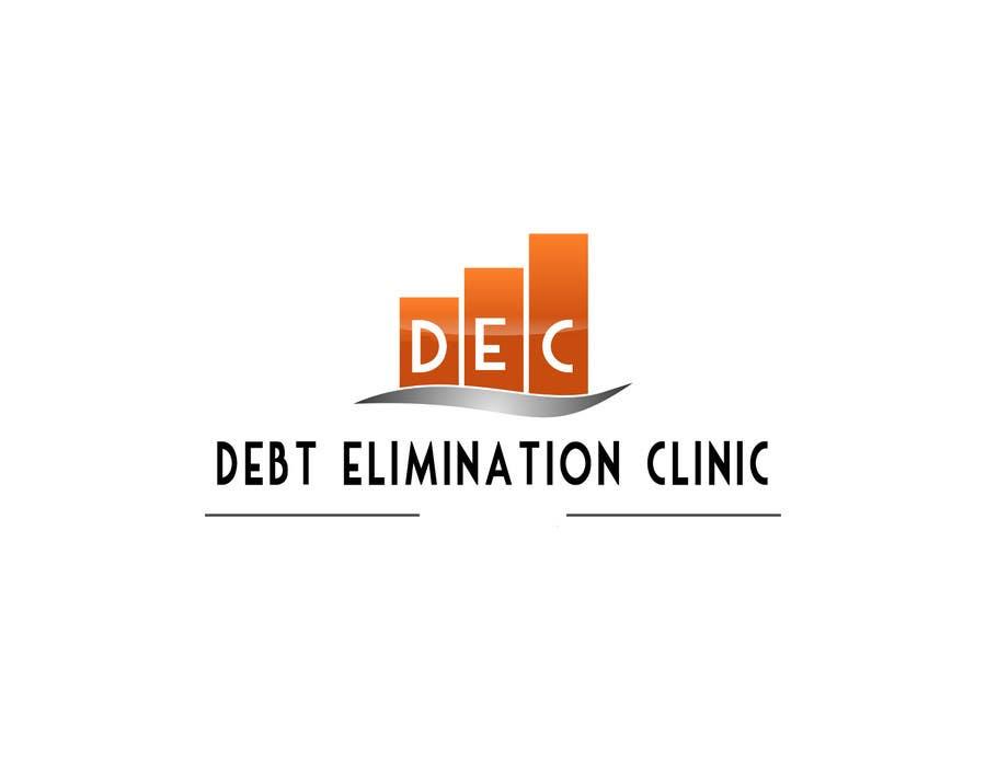 "Bài tham dự cuộc thi #                                        15                                      cho                                         Design a Logo for the company: ""Debt Elimination Clinic"""