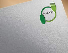 "#20 cho logo for food business. ""TEXTURES"" is the name of the business.  the main concept of the business is to produce healthy guilt free food. bởi sohan010"