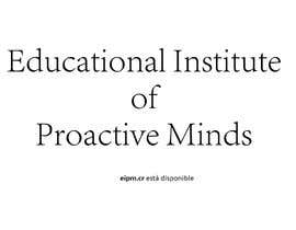 #213 pentru Find a Name for an Educational Institute de către nubelo_q1O7jxBa