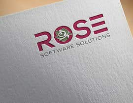 #15 for Design a logo for my fledgling business (incorporating Rose) by ashraful1773