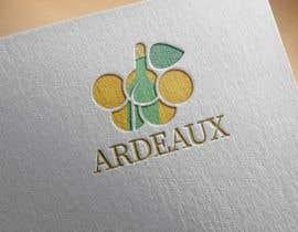 #223 for Logo design for wine & beer accessories brand - ARDEAUX af munnakhalidhasan