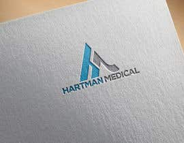 "#170 para Design logo for Hartman Medical using only the letters ""H"" and ""M"" de merazul32"