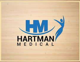 "#166 para Design logo for Hartman Medical using only the letters ""H"" and ""M"" de Olliulla"
