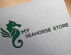 nº 13 pour Seahorse Mart Logo Design par nehaakther03