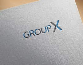#153 for Design a Logo for Group X ( Minimalist ) by Rionahamed