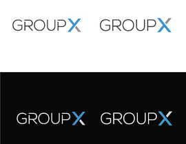 #155 for Design a Logo for Group X ( Minimalist ) by Rakibsantahar