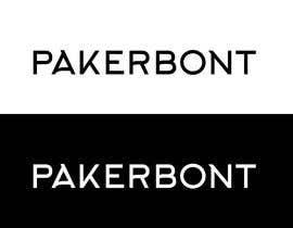 #4 for Design me a logo for my Italian handmade shoe online store/website called: PAKER BONT by ibrahimessam56