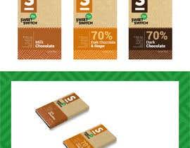 #27 for Packaging Chocolate Artwork for EU market af Onlynisme