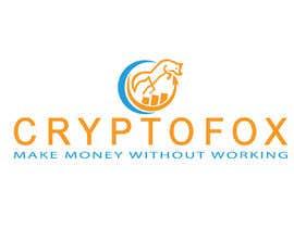 #50 para Bitte entwerfen sie ein modernes, ansprechendes Logo. Bitte orientieren Sie sich an den verschiedenen Entwürfen in der Anlage. Das Wort (CRYPTOFOX) und der Slogen (make money without working) sollten Bestandteil des Logos sein. por mehadi777