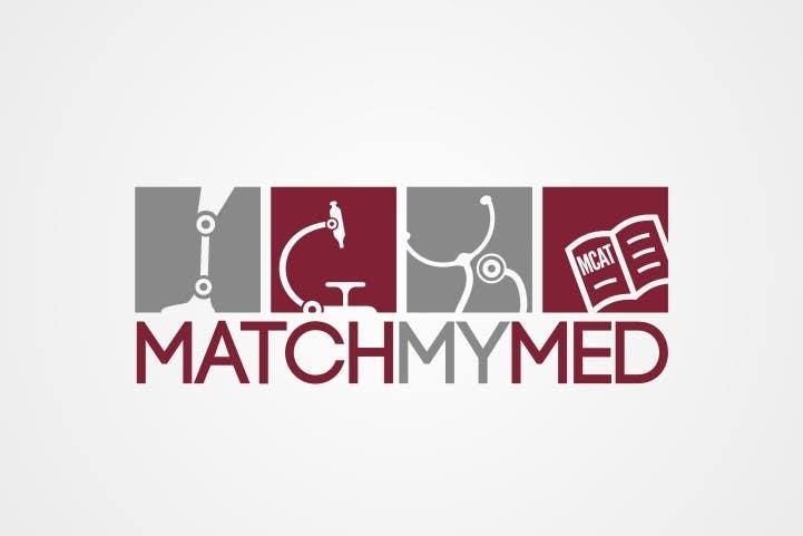 Konkurrenceindlæg #30 for Logo Design for Match My Med