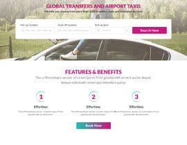 #27 для I need a mockup of a ground transportation website (4 pages and 1 logo) от mahajansanjay05