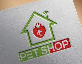 #111 for Pet shop logo by zubayer189