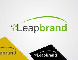 #296 for Logo Design for Leap Brand by taganherbord