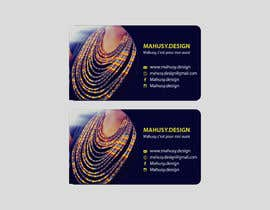 #63 cho Business card for Mahusy.Design bởi saidhasanmilon