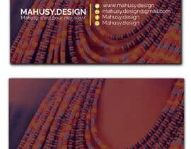 #75 cho Business card for Mahusy.Design bởi graphics97