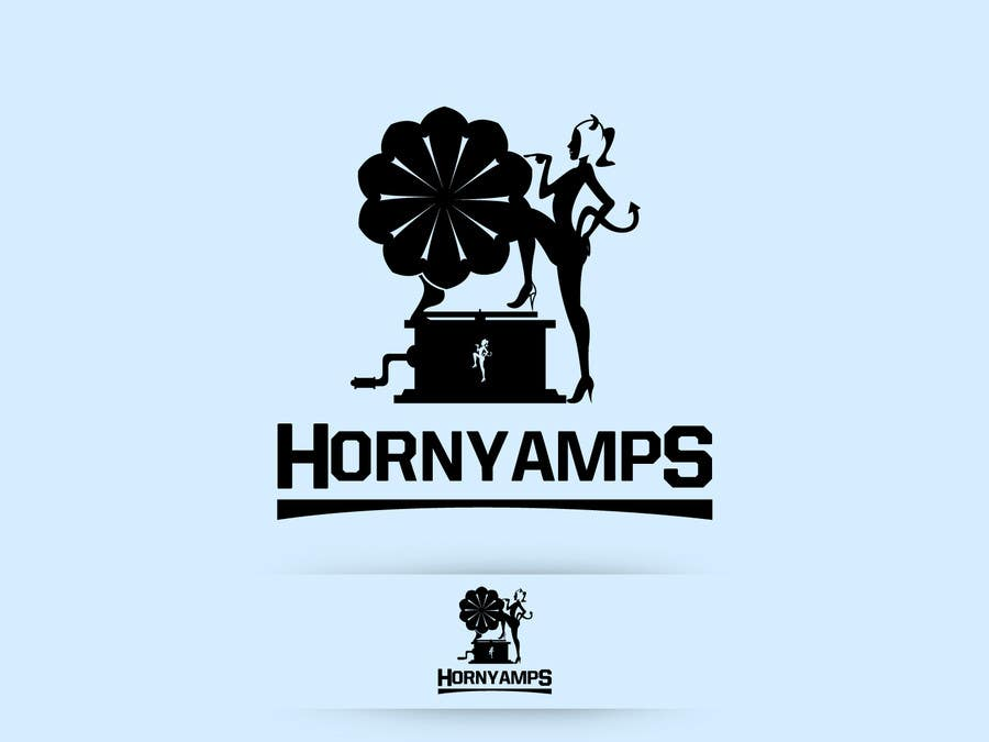 Proposition n°2 du concours Logo Design for Horny Amps