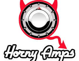 #86 cho Logo Design for Horny Amps bởi UpMedia