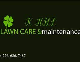 #2 for Lawn care logo by sehamasmail