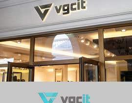 #532 for VGCIT Logo af princegraphics5