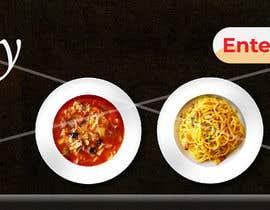 #24 for Design Italian Restaurant Digital Top banner Ad by asaduzzaman431sc