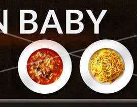 #25 for Design Italian Restaurant Digital Top banner Ad by asaduzzaman431sc