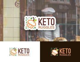 #27 pёr Keto Ruggles - Bakery Logo nga yazararafath5