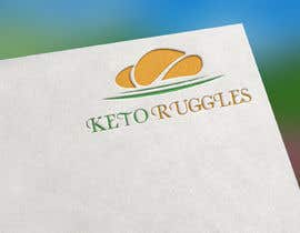 #69 for Keto Ruggles - Bakery Logo by mohiuddin610