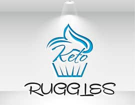 #71 for Keto Ruggles - Bakery Logo by mohiuddin610