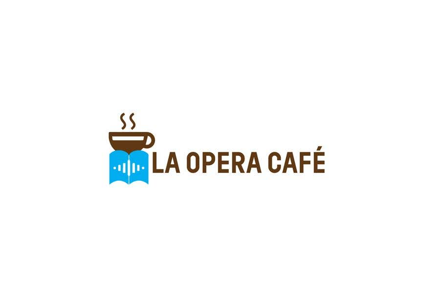 Contest Entry #182 for logo for a coffeehouse