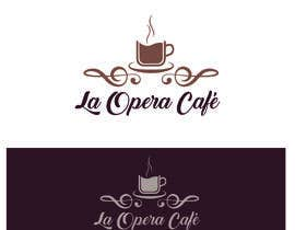 #181 for logo for a coffeehouse by agnitiosoftware