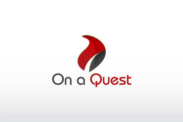 Kilpailutyö #236 kilpailussa Logo Design for On a Quest