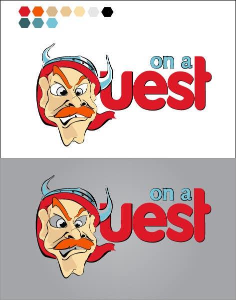 Kilpailutyö #50 kilpailussa Logo Design for On a Quest