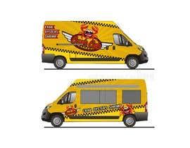 Nro 41 kilpailuun food truck sticker and logo design käyttäjältä artdjuna