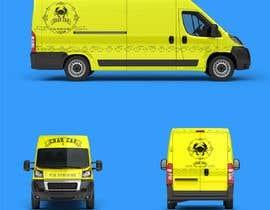 Nro 34 kilpailuun food truck sticker and logo design käyttäjältä fyanto41