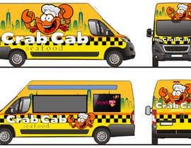 Nro 42 kilpailuun food truck sticker and logo design käyttäjältä mmujica