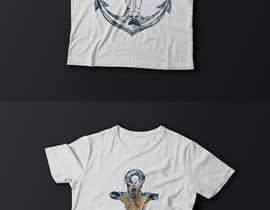 #7 for Tee shirt diver/anchor by Exer1976