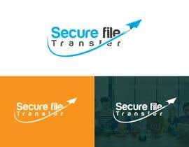 Nro 213 kilpailuun Logo of Secure File Transfer Service käyttäjältä Design4cmyk