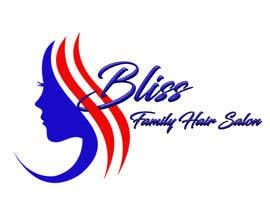 #49 para Bliss Family Hair Salon por giacomocantiello