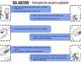 Číslo 10 pro uživatele Criar ilustração para modo de uso de produto com Aplicador od uživatele lucasmalanote