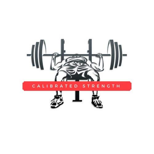 Entry 81 By Ujoshi333 For Make A Powerlifting Gym Logo