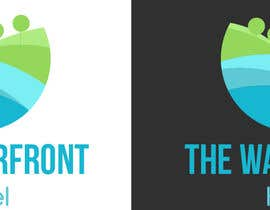 "#62 cho Create a logo for ""The Waterfront Hotel"" bởi jlangarita"