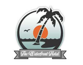 "#59 cho Create a logo for ""The Waterfront Hotel"" bởi Sanaullah0001"