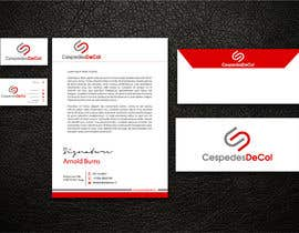#4 for Logo, paper, name cards by DarkBlue3