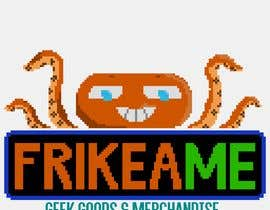 #14 for Design a logo for a new ecommerce website (selling geek and freak merchandising) by Metaslime