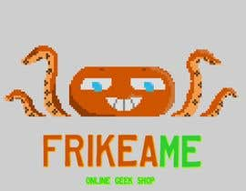 #16 for Design a logo for a new ecommerce website (selling geek and freak merchandising) by Metaslime